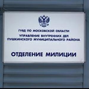 Отделения полиции Юрьевца