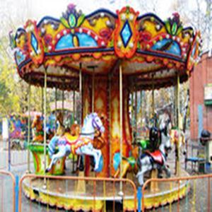 Парки культуры и отдыха Юрьевца