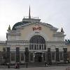 Железнодорожные вокзалы в Юрьевце