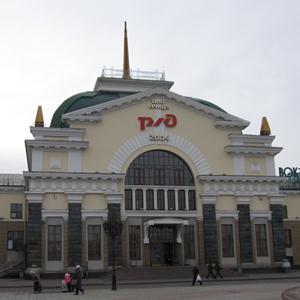 Железнодорожные вокзалы Юрьевца